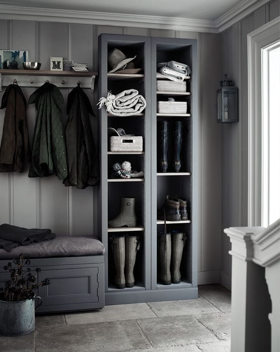 Boot room storage by neptune