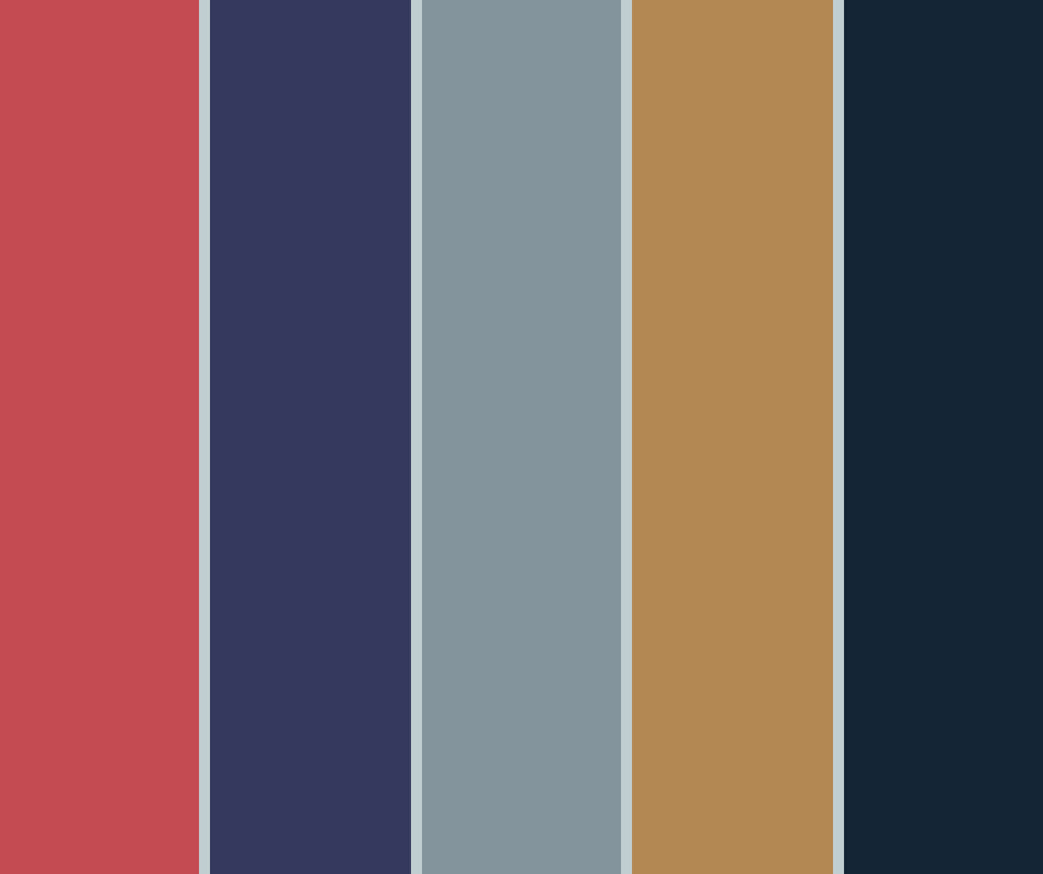 peaky blinder inspired mood board colours